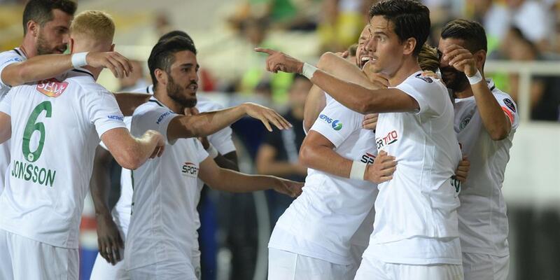 Yeni Malatyaspor 0-1 Konyaspor / Maç Sonucu