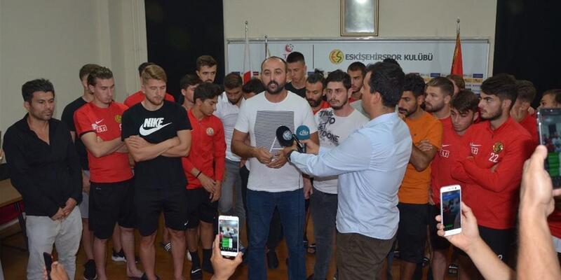 Eskişehirspor'daki lisans krizi sürüyor