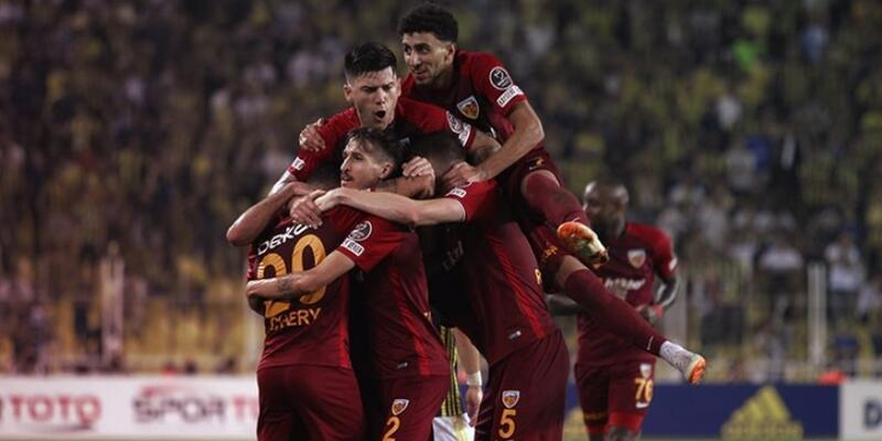 Fenerbahçe 2-3 Kayserispor / Maç Özeti
