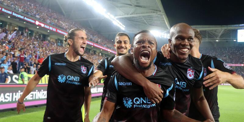 Trabzonspor 4-0 Galatasaray / Maç Özeti
