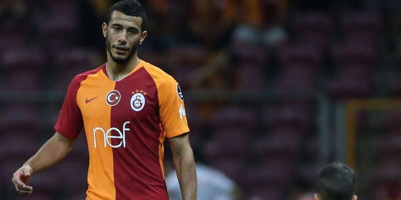 Belhanda'nın Galatasaray'daki üçüncü kırmızı kartı