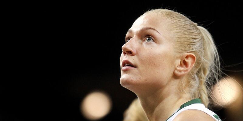 Galatasaray, Monika Grigalausktyte'yi kadrosuna kattı