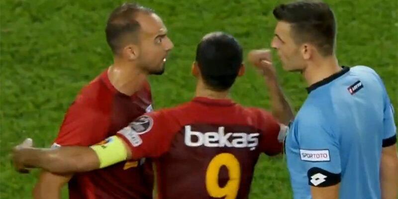 Kayserispor'dan kırmızı kart açıklaması