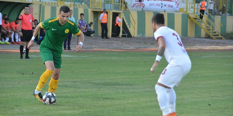 Darıca Gençlerbirliği - Tokatspor: 0-0