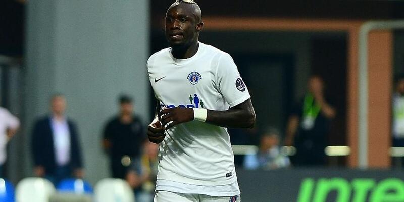 Kasımpaşalı Diagne 6. golüne imza attı