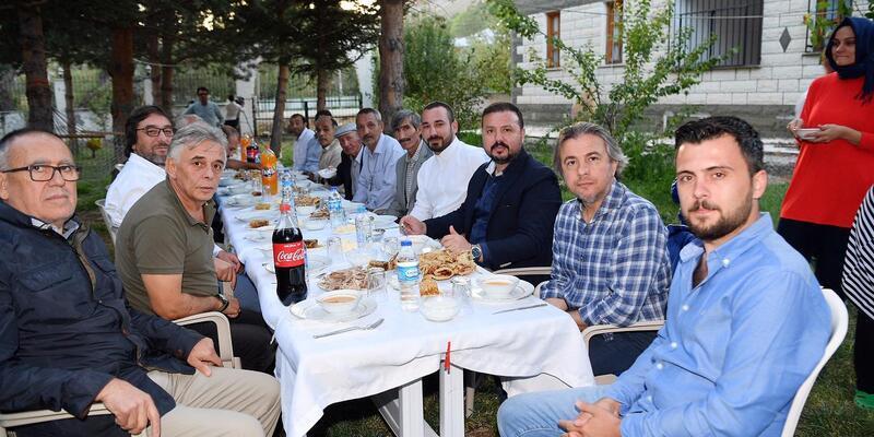 Başkan Demircan'dan köy ziyareti