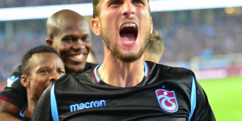 Trabzonspor'un en değerlisi Yusuf Yazıcı