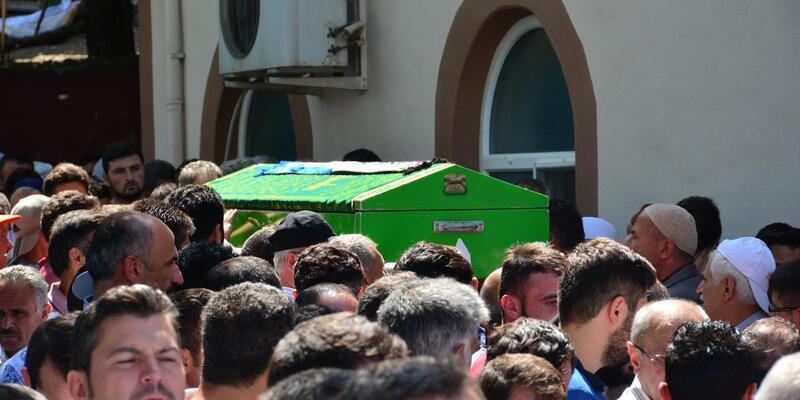 Samsun'da boğulan işçi, Tokat'ta toprağa verildi