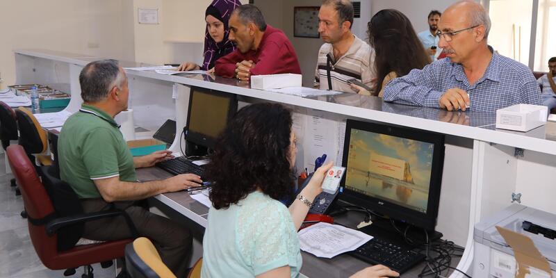 ERÜ ve Kayseri Üniversitesi'ndekayıtlar başladı