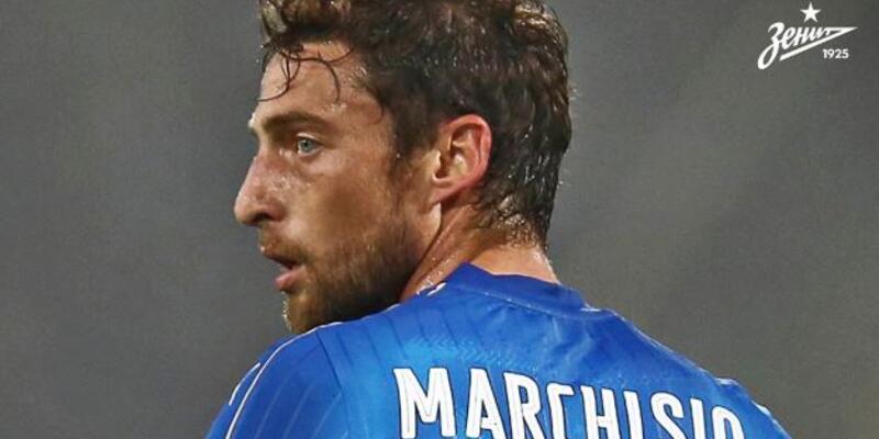 Zenit Marchisio'yu kadrosuna kattı