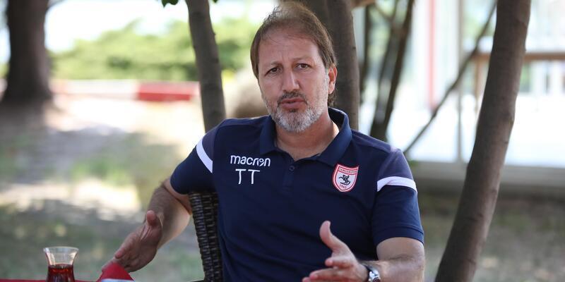 Samsunspor'da hedef ilk yarıyı lider bitirmek
