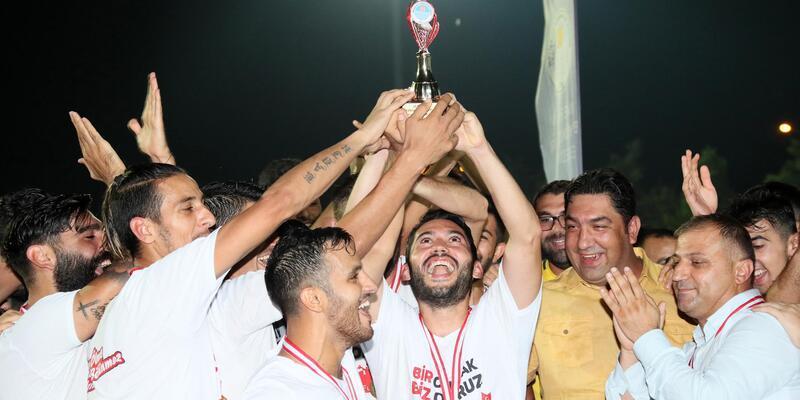15 Temmuz Kupası MESKİ Spor'un
