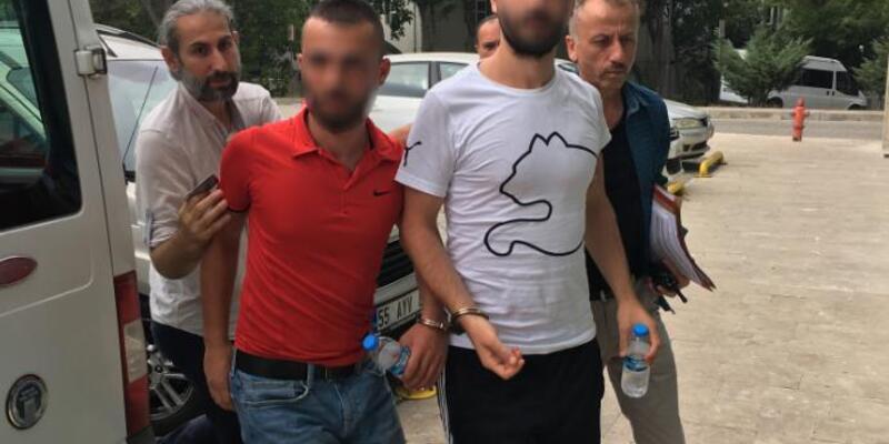 Gasp iddiasıyla gözaltına alınan 2 kişi serbest bırakıldı