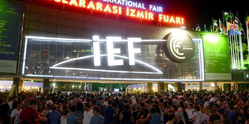 İzmir Fuarı'nın açılışına TBMM Başkanı ve bakanlar da katılacak