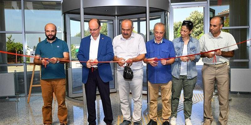 "Korkut Ata Üniversitesi'nde ""Tıbbi Bitkiler"" Sergisi"