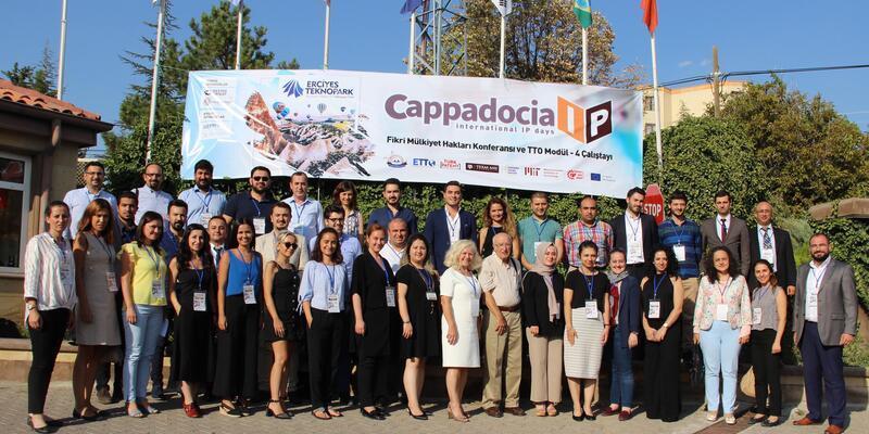 Kapadokya IP Günlerinin 3'ncüsü düzenledi