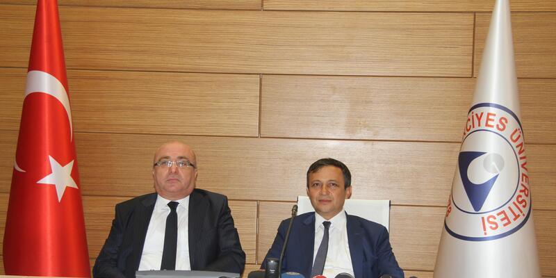 ERÜ'ye 45 gün sonra rektör atandı (2)