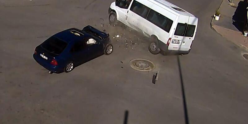 Erzincan'da kazalar Mobesede