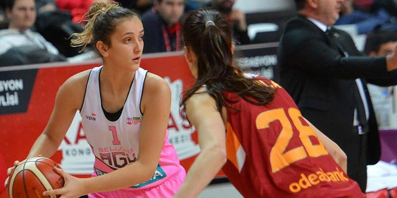 Galatasaray Sinem Ataş'ı kadrosuna kattı