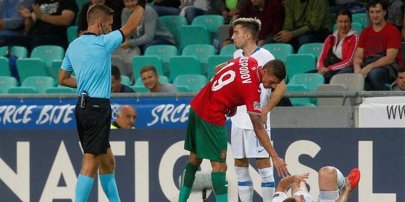 UEFA Uluslar Ligi: Slovenya 1-2 Bulgaristan