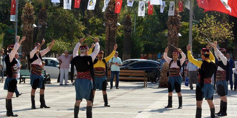 Turgutlu'da kurtuluş coşkusu