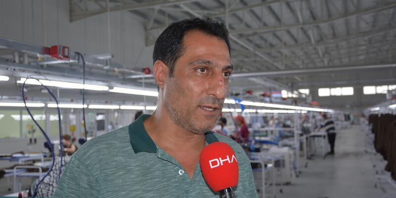 Sinop'ta açtıkları fabrika için kapı kapı dolaşıp, işçi arıyorlar