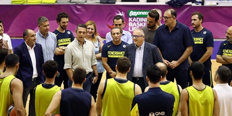 Fenerbahçe'nin hazırlık maçı programı açıklandı