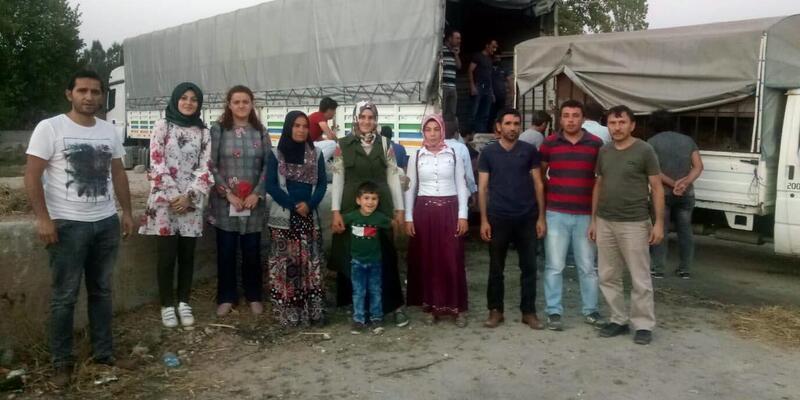 Simav'da 6 çiftçiye 30 damızlık düve