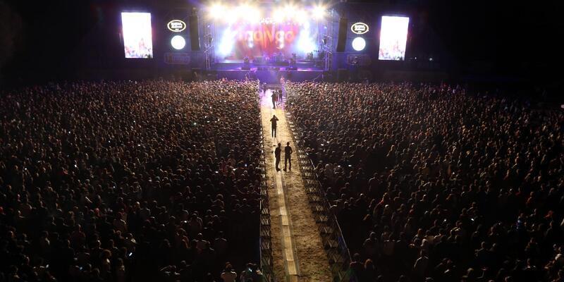 GezginFest Van'da binlerce kişi eğlendi