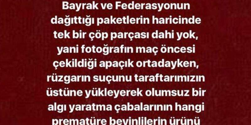Ahmet Ağaoğlu'ndan 'bayrak' sitemi