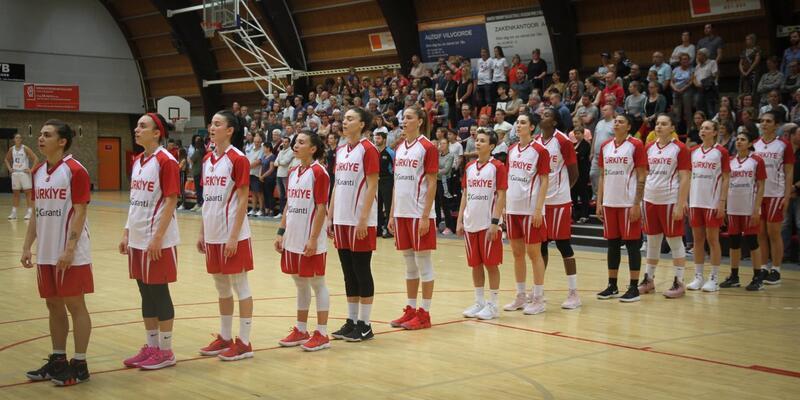 Belçika - Türkiye: 77-59