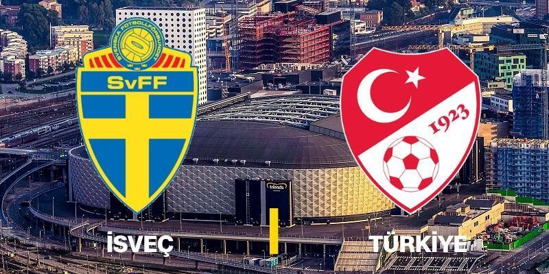 İsveç-Türkiye maçı izle   TRT 1 canlı yayın (UEFA Uluslar Ligi, B Ligi, 2 Grup)
