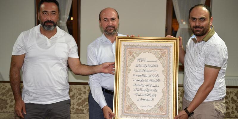 """Başkan Pekyatırmacı, """"Milletimiz yönetimde söz sahibi oldu"""""""