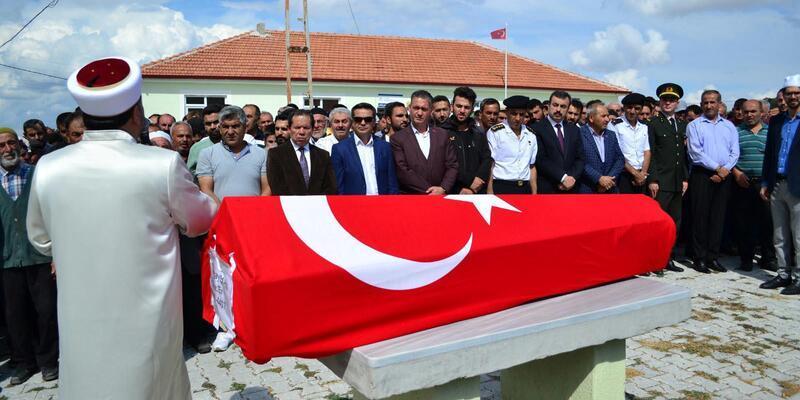 Kızılırmak'ta boğulan Sözleşmeli Er'in cenazesi Yozgat'a gönderildi (2)
