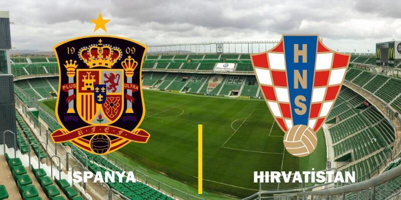 İspanya-Hırvatistan maçı hangi kanalda, ne zaman, saat kaçta?