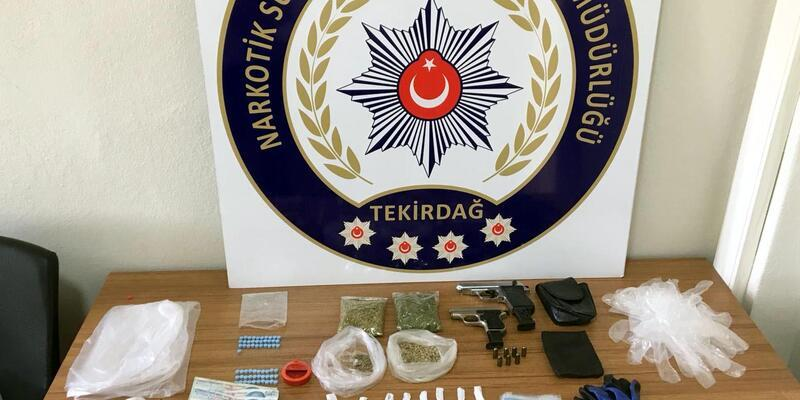 Cezaevi firarisi, uyuşturucu operasyonunda yakalandı