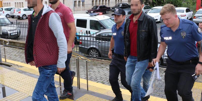 Zonguldak'taki aldatma iddiasında 4 kişi adliyede