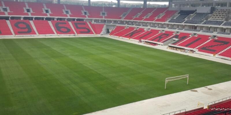 Gençlerbirliği - Elazığspor maçı Eskişehir'de oynanacak