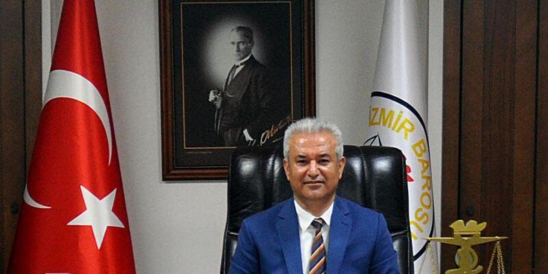 İzmir Barosu için 4 kişi adaylığını açıkladı