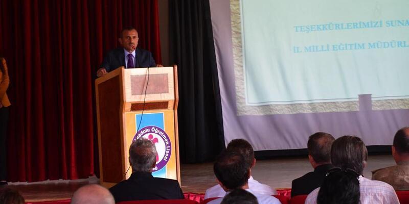 Tunceli'de okul güvenlik toplantısı