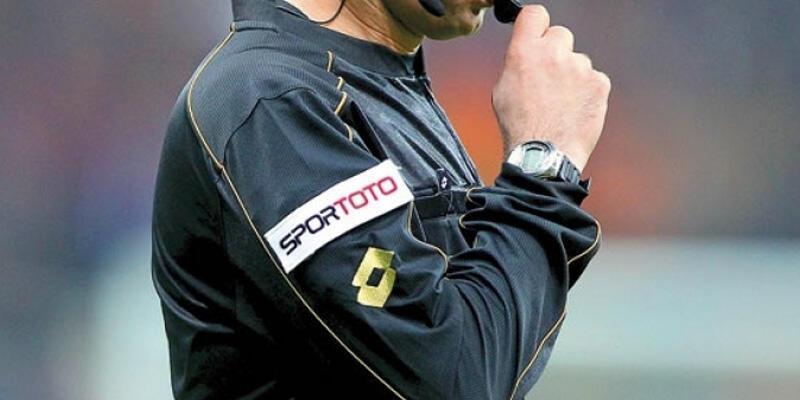 Spor Toto 1. Lig'de 24. hafta hakemleri