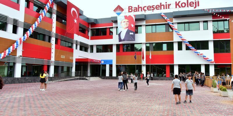 Bahçeşehir Koleji Muğla Kampüsü açıldı