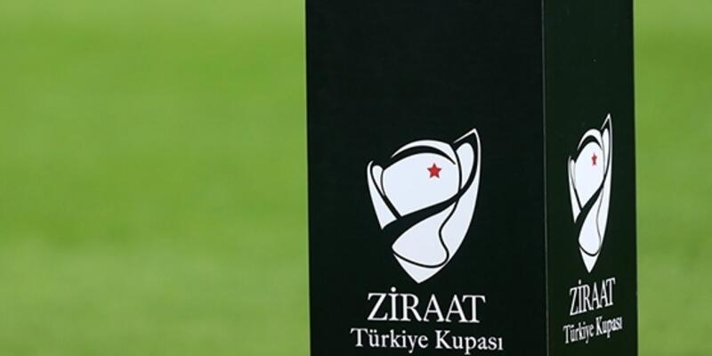 Ziraat Türkiye Kupası 2. tur maçları tamamlandı