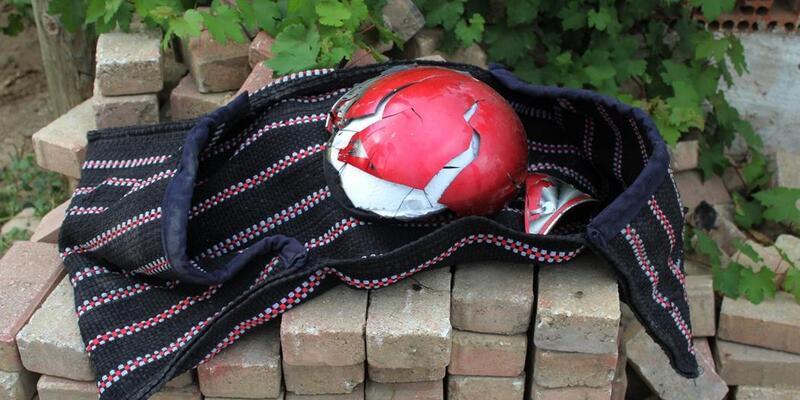 Otomobille çarpışan kasksız motosikletli yaşamını yitirdi
