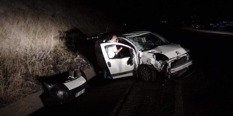 Tunceli'de kaza: 7 yaralı