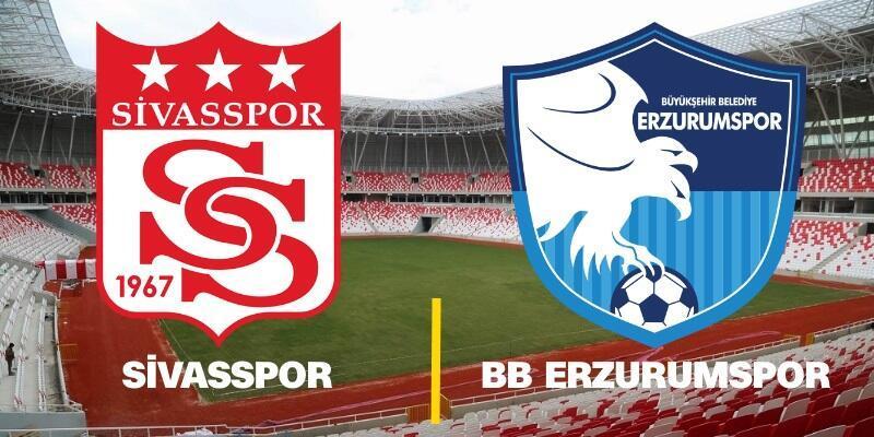 Sivasspor-BB Erzurumspor maçı ne zaman, saat kaçta, hangi kanalda?