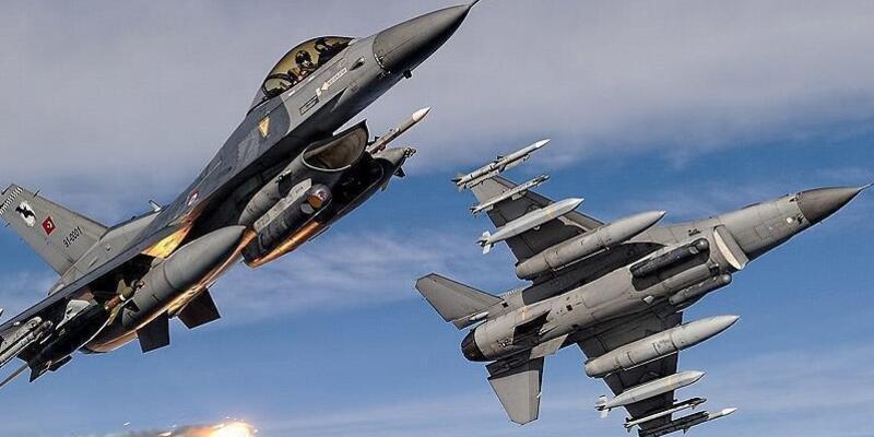Irak'ın kuzeyine hava harekatı: 4 terörist etkisiz hale getirildi