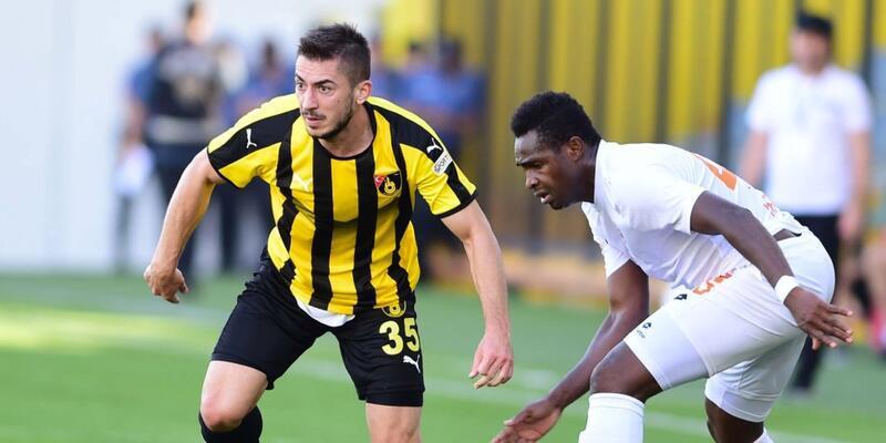 İstanbulspor 1-1 Adanaspor / Maç Sonucu