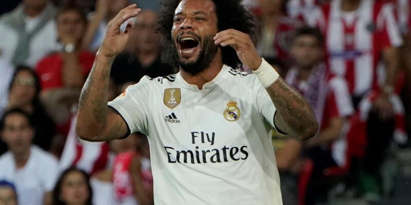 Real Madrid ilk puan kaybını yaşadı