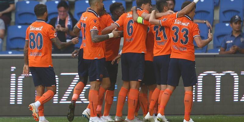 Başakşehir 4-0 Antalyaspor / Maç Sonucu